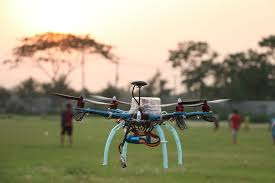 New quadcopter